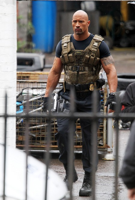 exclusive    the cast of fast and furious 6 filming in london