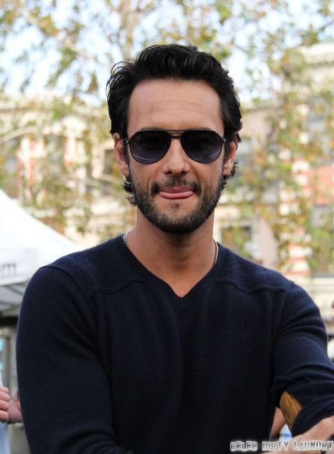 Natalie Portman Cheating On Husband Benjamin Millepied With Ex Rodrigo Santoro?