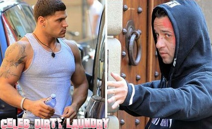 'Jersey Shore' Battle Royal Between 'The Situation' And Ronnie Ortiz-Magro