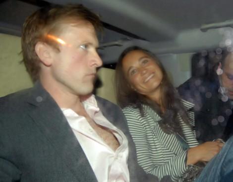 Pippa Middleton Husband Hunting During Royal Family Boxing Day Shoot? 1220