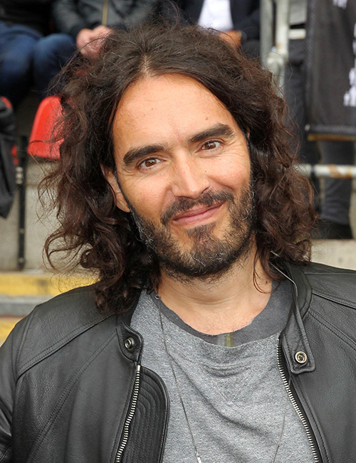 Russell Brand Depicts Katy Perry As 'Brainless Sex Kitten' in Documentary 'Brand: A Second Coming'