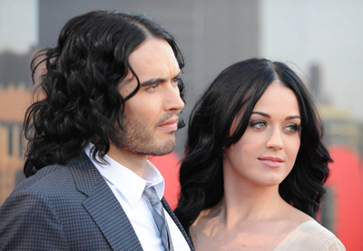 Russell Brand And Katy Perry Didn't Have A Prenup: Their Divorce Could Get Messy!