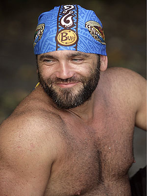 Russel Hantz Turns Out To Be The Survivor Stoolie