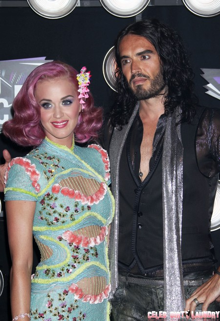 Russell Brand and Katy Perry: It Was Never Really Over!