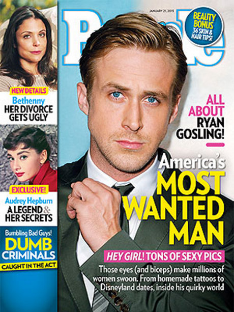 Ryan Gosling Is The Perfect Boyfriend, Actor, and Human Being -- America's Most Wanted Man!