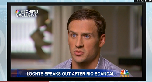 Ryan Lochte Loses Speedo Sponsorship: Brand Drops Swimmer After 2016 Summer Olympics Public Urination Scandal
