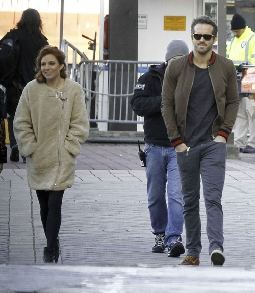 Ryan Reynolds Cheating With Sienna Miller: Blake Lively And Ryan Separate - Report (PHOTOS)