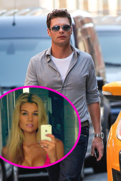 Ryan Seacrest's New Girlfriend Shayna Taylor: Fling, Friend, or True Love? (PHOTO)