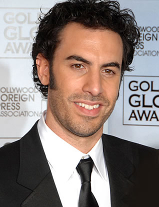 Sacha Baron Cohen Attacks Gay Cameraman - Nope!