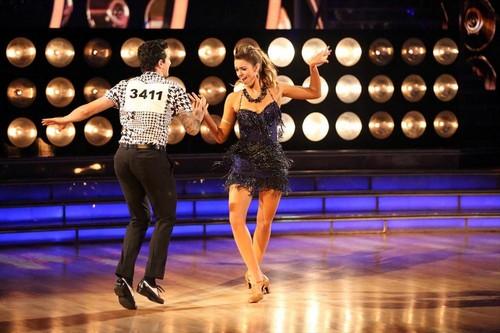 Sadie Robertson & Mark Ballas Dancing With the Stars Quickstep Video Season 19 Week 10 #DWTS