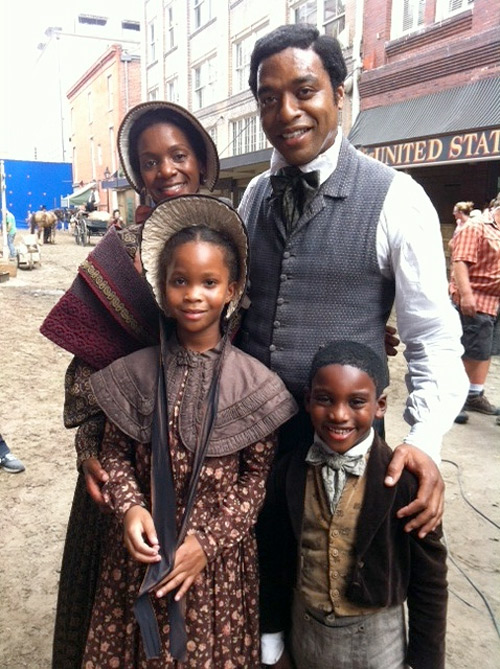 """SAG Awards Nominations Announced: """"12 Years A Slave"""" Leads The Pack"""