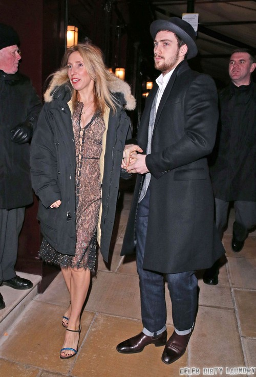 Fifty Shades Of Grey Movie Director Chosen: Sam Taylor-Johnson - Husband Aaron Johnson As Christian Grey?