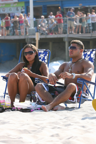 Jersey Shore's Sammi And Ronnie's Stolen Sex Tape Found!