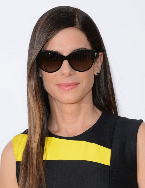 Sandra Bullock Ready to Wed Hunky Model Bryan Randall: Shopping For Engagement Ring?