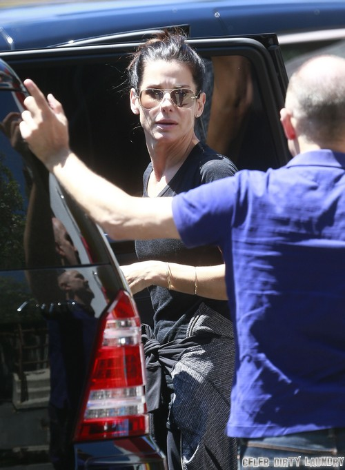 Sandra Bullock Gets New Boyfriend With Sexy Makeover - Jealous of Halle Berry and Jennifer Aniston