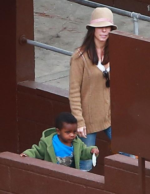 Sandra Bullock Attending Jesse James' Wedding to Alexis DeJoria?