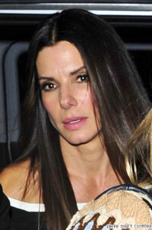 Sandra Bullock's Drug Nightmare - Report