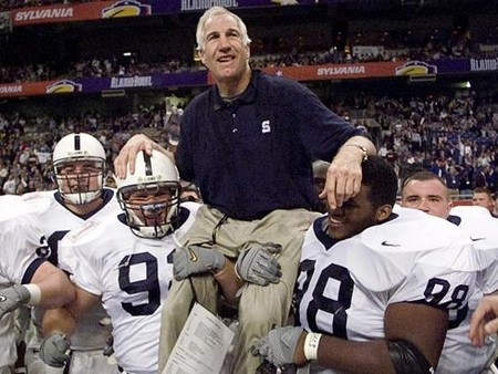 Report: Former Penn State Coach Jerry Sandusky Forced Teen Boy To Be His Girlfriend