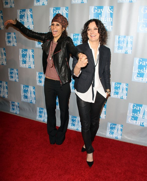 Sara Gilbert Crushing on Toby Keith - The Talk Host Reveals A Bisexual Side