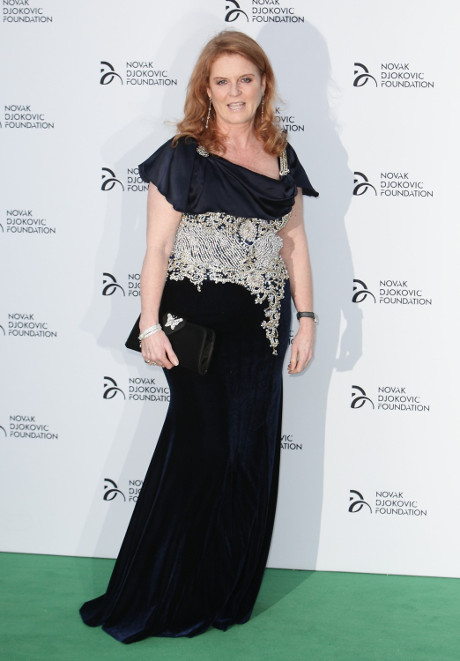 Sarah Ferguson Drops 30 lbs in an Effort to Reclaim a Healthier Self and Help Fight Obesity in America!