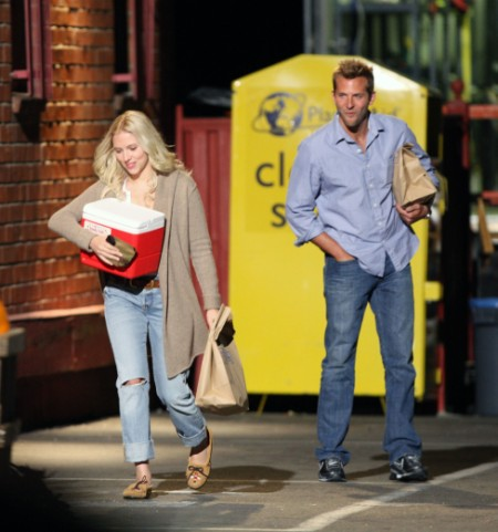 Scarlett Johansson And Bradley Cooper Are Into Each Other Again 0618