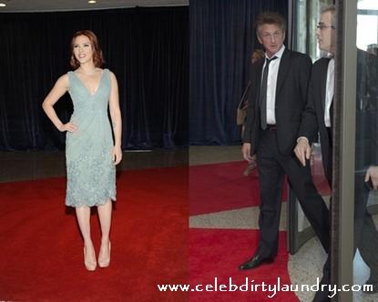 Scarlett Johansson And Sean Penn Make Their Romance 'Official'