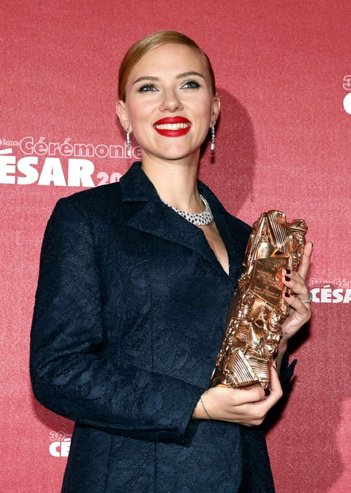 Scarlett Johansson Defends Her Sodastream Deal, Doesn't Regret Quitting Oxfam