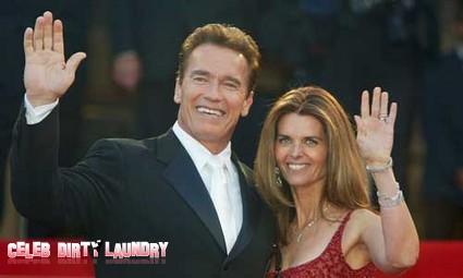Arnold Schwarzenegger And Maria Shriver Reunite For Christmas