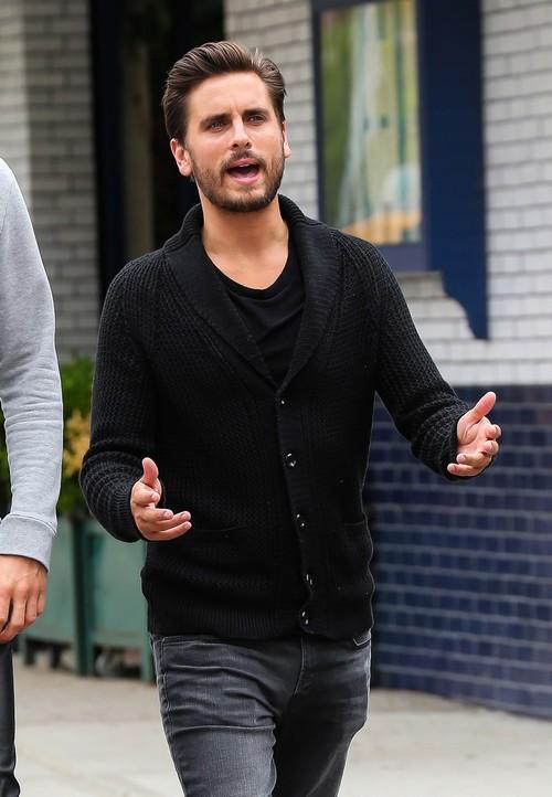 Scott Disick Walks Out On Pregnant Kourtney Kardashian After Drunken Hampton Fight