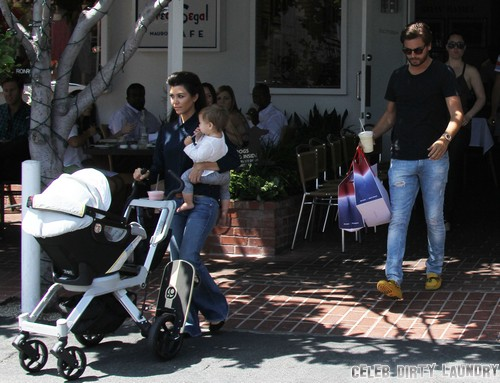 Scott Disick Accuses Kourtney Kardashian of Cheating With Michael Gigenti - Mason Not His Son?