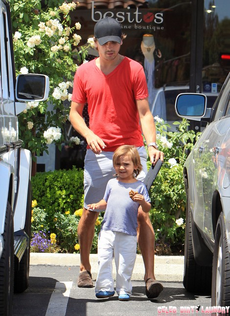 Scott Disick To Take DNA Test To Prove Mason Is His Son - Kourtney Kardashian Has Doubts!