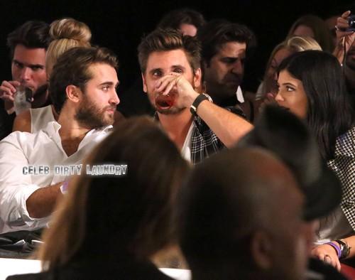 Scott Disick's Return To Alcohol Abuse: Kourtney Kardashian Intervenes to Save The Drunk