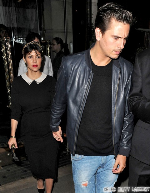 Scott Disick Returns Kourtney Kardashian's Gifts For Party Cash!