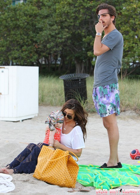 Kourtney Kardashian Eats Balls While Scott Disick Blows His Restaurant (Video)
