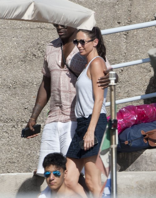 Seal Dating Erica Packer: Intimate Romance Vacation Photos
