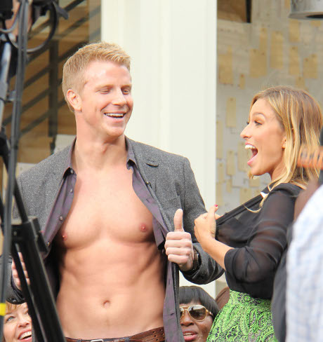 Bachelor Sean Lowe Thankful He Didn't End Up With Heartbreaker Emily Maynard!