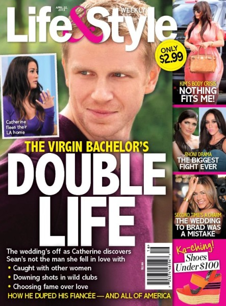 Sean Lowe And Catherine Giudici's Marriage Off - Bachelor Caught Cheating And Boozing 0410