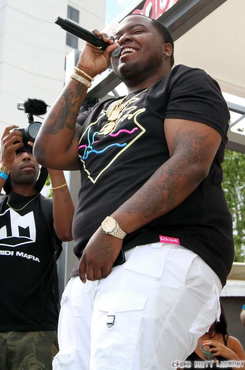 Sean Kingston And Bodyguard Sued For Gang Rape: Incident Followed Justin Bieber Concert