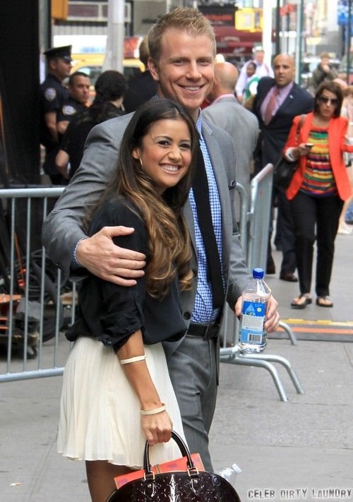 Sean Lowe Refuses To Have Babies With Catherine Giudici - Makes Breakup Easier!
