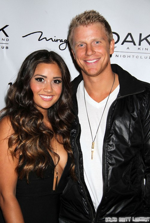 Sean Lowe And Catherine Giudici Fighting Over Brooks Forester Decision On The Bachelorette? (PHOTOS)
