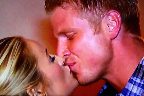 Sean Lowe Proclaims His Love For Emily Maynard - Catherine Giudici Just a Rebound Wife