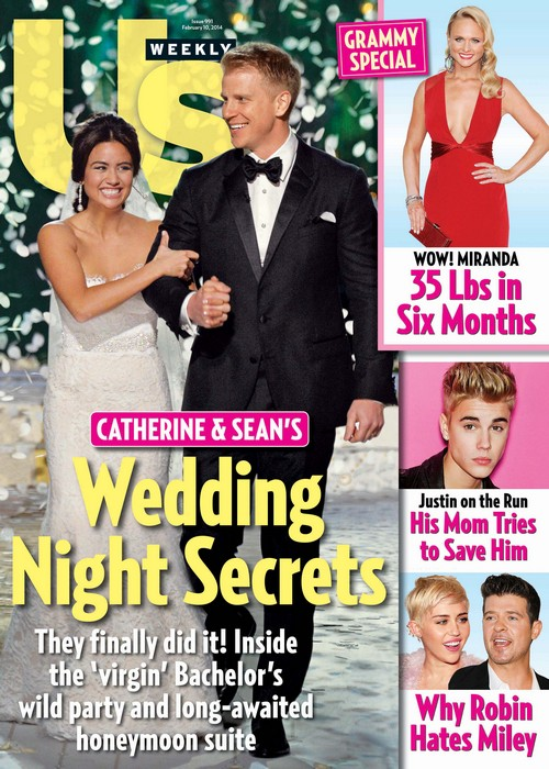 Sean Lowe And Catherine Giudici Finally Had Sex, Details From Their Wedding Night (PHOTO)