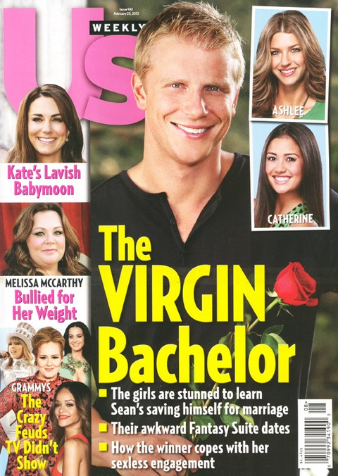 "Virgin Bachelor Sean Lowe Tells Fiance: ""No Sex Until Our Wedding Night"""