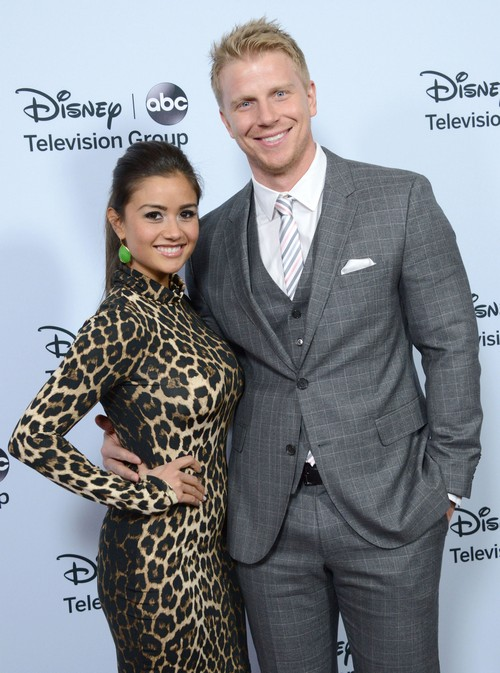 Sean Lowe and Catherine Giudici Wedding Night Virgins - Still Pretending They Haven't Had Sex