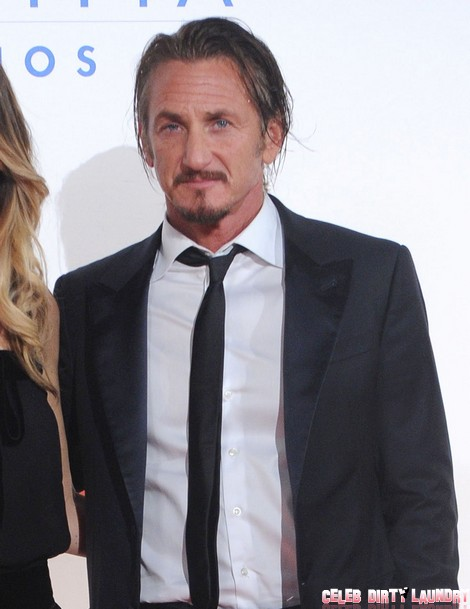 Sean Penn Dating Florence Welch of  Florence and the Machine