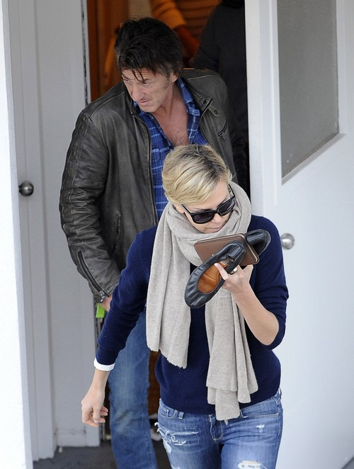 Charlize Theron and Sean Penn Split: Relationship Crashes and Burns Over Sean's Flirting - Report