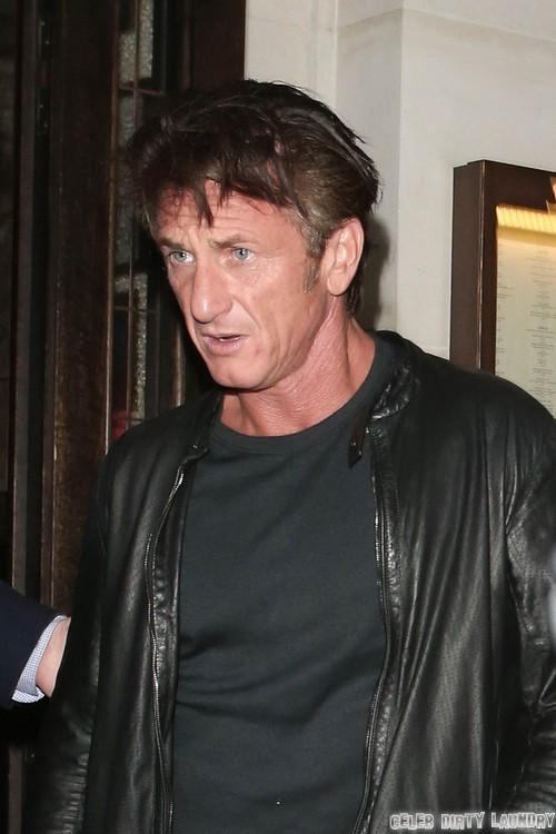 Sean Penn Threatens Robert Pattinson Not To Hurt Daughter Dylan Penn