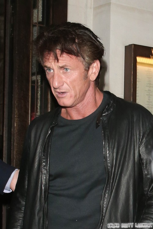 Sean Penn Threatens Robert Pattinson Not To Hurt Daughter Dylan Penn