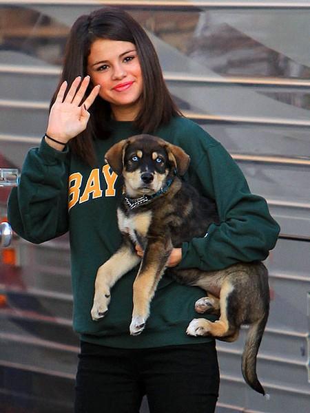 Selena Gomez As Anastasia In Fifty Shades of Grey
