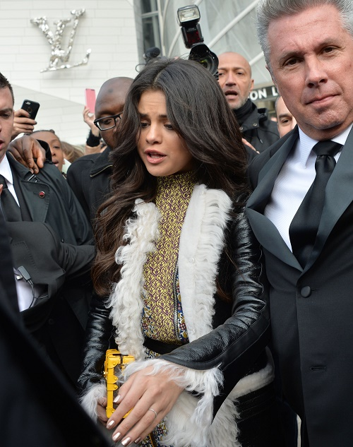 Selena Gomez Making Justin Bieber Jealous Spotted With